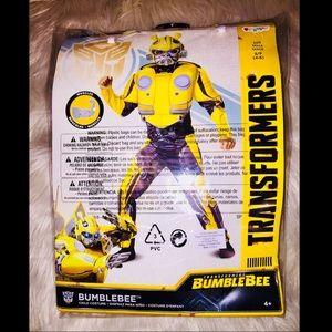 Other - Kids Halloween costume transformers bumblebee